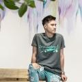 約書亞樂團成軍20年紀念T-Shirt【灰綠】