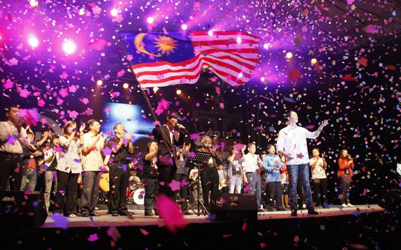 Awaking for JESUS挑戰大會-馬來西亞
