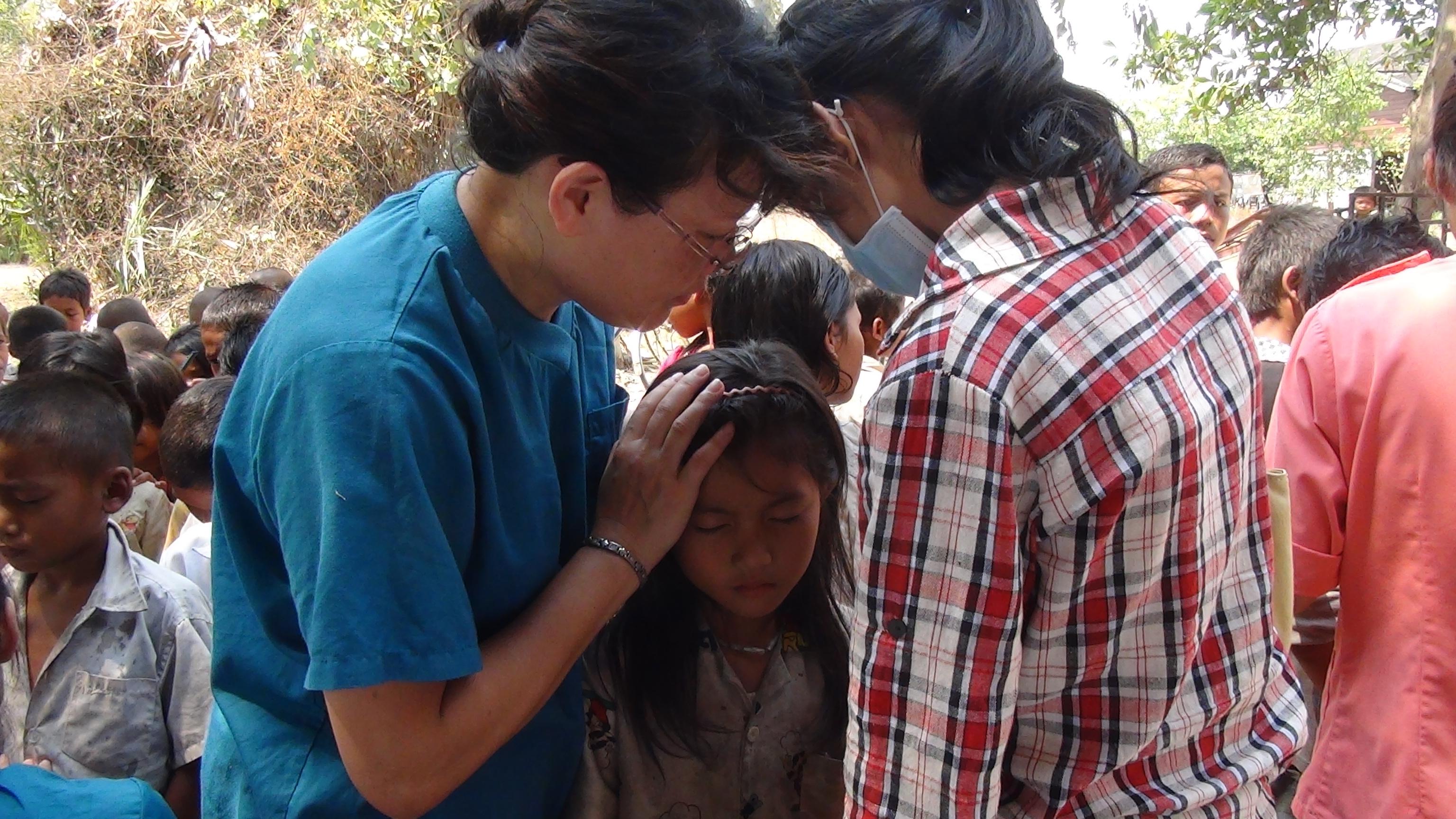 基督教歌谱我的快乐就是拥有你-十二月 2012 Asia for JESUS 亚洲青年